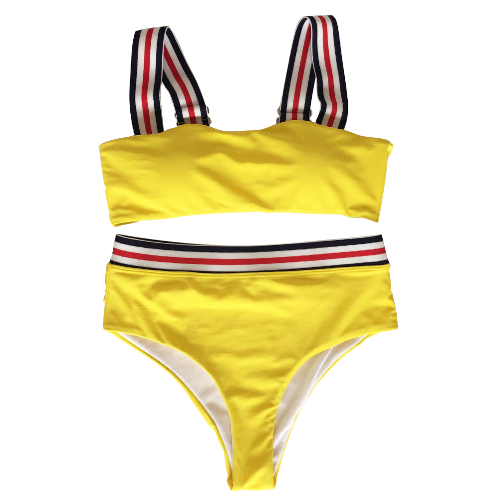 yellow bikini or any colors sport swimwear